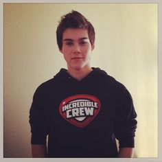 Jeremy Shada from Incredible Crew is also the voice of Finn from Adventure Time. Judah's favorite shows!
