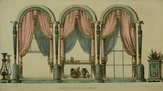EKDuncan - My Fanciful Muse: Regency Furniture 1809 Ackermann's Repository Series 1