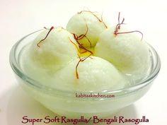 How to Make Perfect Rasgulla | Bengali Soft Rasgulla Sweet | Magic of Indian Rasoi - YouTube