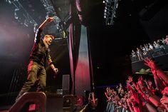 Timeflies: Warning Signs Tour at Club Nokia  Oct. 24, 2013