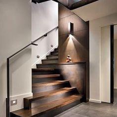 Resultado de imagem para iluminação de escada