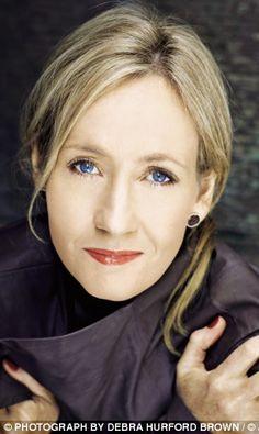 JK Rowling - So Inspiring.