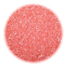 CORAL SUGAR CRYSTALS  Edible Sprinkles Custom Colors,Cake,Cakepops, Cookie and Cupcake Sprinkles Confetti Decorations on Etsy, $3.00