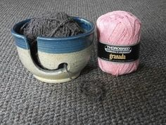 At last a New Zealand yarn bowl.  Not too expensive eitehr.   // Wool bowl, for knitting