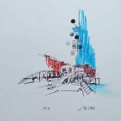 wünsche euch einen zufriedenen vierten advent   skizze brücke pickhuben   #postcardsofhamburg #hamburg #moin #ahoi #pickhuben #brücke #skizze #brigde #sketch #art #sketchbook #worldofartists #sketching #instasketch #igershamburg #ig_art #welove_hamburg #welovehh #wearehh #edition28 #edition #makeart