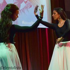 #persiskdans med @melanderskan och @kien8344 under #Danskarusellen igår kväll. Grattis till tredje plats! #orientaliskdans #persiandance #classicalpersiandance #karusellfotosthlm #persiansinsweden #dans #danstävling