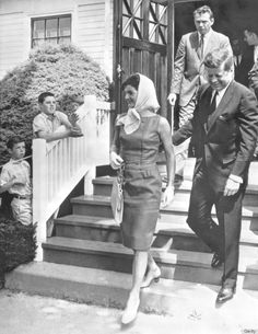 #Jackie_Photos  http://en.wikipedia.org/wiki/Jacqueline_Kennedy_Onassis  http://en.wikipedia.org/wiki/John_F._Kennedy  Soak in more of Jackie's impossible elegance.❤❤