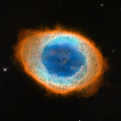 Hubble captures the sharpest look at the Ring Nebula of all time: http://cnet.co/15gnrXg