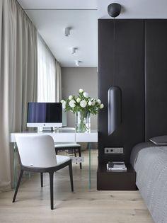 Квартира для музыканта, Архитектурное бюро Александры Федоровой