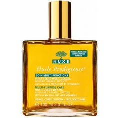 Nuxe Huile Prodigieuse - Amazing Dry Oil Spray For Face, Body & Hair - Nuxe Products