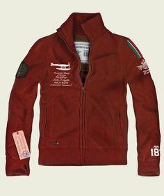 SA003 Reparto Alta Velocità  100% Made in Italy  Certified Original Italian Product  100% Cotton  Fleece Jersey - 360 gr. sq./mt.  Vintage Aviation Department  £110