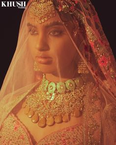 """Khush Wedding Magazine on Instagram: """"Jewellery symbolising elegance and grace in every way. The @maalalondon bride is the pure amalgamation of opulence.  Tap the link in our…"""" Black Photography, Indian Photography, Fashion Gallery, Jewelry Branding, Big Day, Bridal Jewelry, Ready To Wear, Hair Makeup, Groom"""