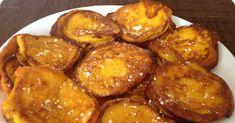 Es tiempo de Carnaval y de disfrutar de sus delicias, como estas tortitas de calabaza que nos traen desde el blog CHEF IN CHIEF.