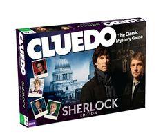 Cluedo Sherlock !