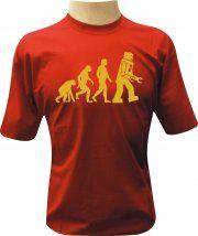 Camiseta Sheldon Evolução Robô - Camisetas Personalizadas, Engraçadas e Criativas