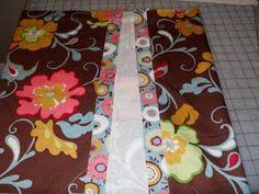 Sew Dang Cute Crafts: Diaper Stacker Tutorial