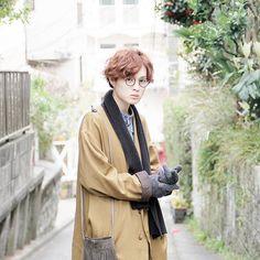 ドロップスナップ! 長澤隆太郎 (ながさわ・りゅうたろう), 美容師 (OOO YY) | droptokyo