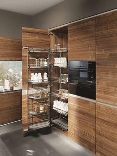 Wooden kitchen with island VAO by TEAM 7 Natürlich Wohnen   design Sebastian Desch @team7
