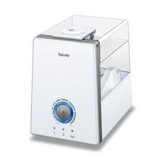 Beurer LB 88 White Dual Luftbefeuchter, weiß