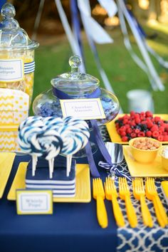 28 Best Navy Bridal Images Blue Weddings Blue Yellow Weddings