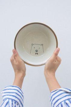 Bear bowl!