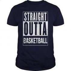 STRAIGHT OUTTA BASKETBALL - #polo sweatshirt #boys hoodies. I WANT THIS => https://www.sunfrog.com/Sports/STRAIGHT-OUTTA-BASKETBALL-Navy-Blue-Guys.html?id=60505