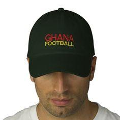 GHANA FOOTBALL CAP
