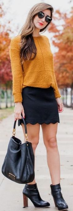 Sweater Weather - The Darling Detail #sweater