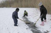 Lege med sne og is - anbefalinger fra Sjov For Børn