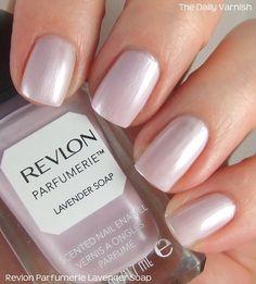 [OWNED] Revlon Parfumerie - Lavender Soap (3 coats)