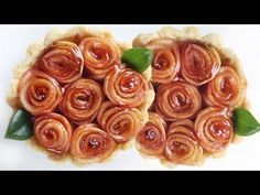 ▶ Make Apple Pie - Rose Pie Recipe - YouTube