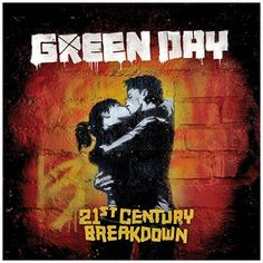 GREEN DAY:21st Century Breakdown