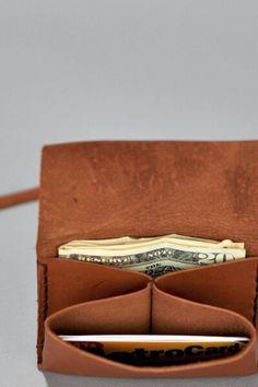 Lambskin wallet