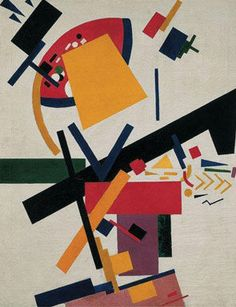Kazimir Malevich- Suprematismo