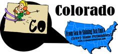 Free Colorado worksheet for kids Preschool - 5th Grade to learn about Colorado in a fun, engaging way.