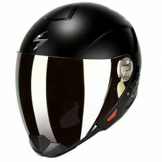 Scorpion EXO-300 Dual Homologation helmet in Matt Black