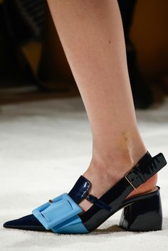 Miu Miu - Fall 2015 Ready-to-Wear #shoes