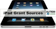 ipad grant sources
