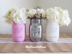 A personal favorite from my Etsy shop https://www.etsy.com/listing/264580694/baby-pink-shower-centerpieces-wedding