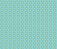 Stars and Spots fabric by colour_angel on Spoonflower - custom fabric