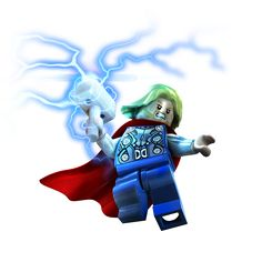 LEGO® Marvel's Avengers for Mac - Characters | Feral Interactive