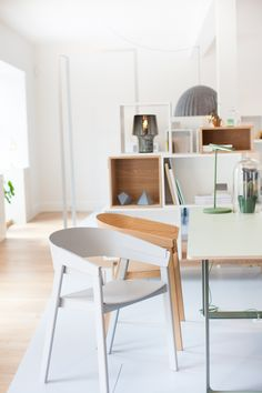 Workspace | Home Office Details | Ideas for #homeoffice | Interior Design | Decoration | Organization | Architecture