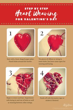 DIY Kids' Valentines that are Play-Based & Child-Led