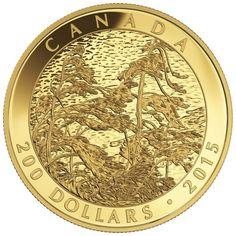 Coins: Canada Creative 1812 Canada One Penny Token a5