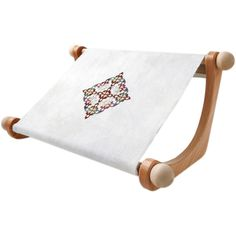 Doodlin' Around Design-The Doodler Frame. A member of the lap- stitch family of fine needlework frames. The Doodler Frame is designed for the medium sized needlepoint, cross stitch, crewel, embroidery