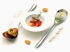 Degustación productos del mar