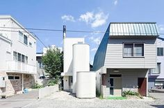 House of the Confluence by Jn Igarashi Architects.