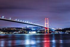 Location: İstanbul / turkey 15 Temmuz Şehitler köprüsü