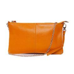 Caliente venta Bolsas de mujeres Estilo coreano bolso de cuero con cadena de oro [FK30020] - €17.52 : bzbolsos.com, comprar bolsos online