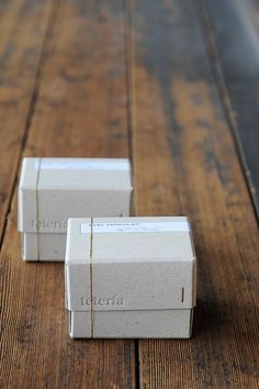 Colbert Packaging Folding Carton Business Card Box (Pack of